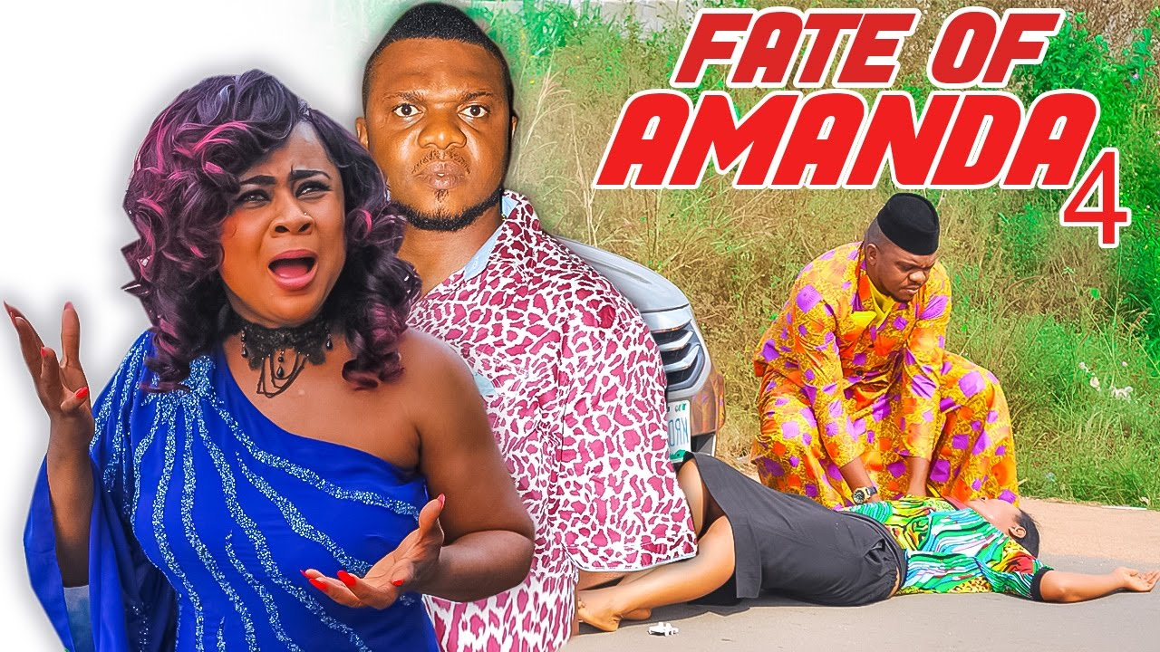 Download 2017 Latest Nigerian Nollywood Movies - Fate Of Amanda 4