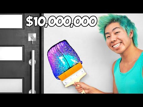 Customizing A $10,000,000 House