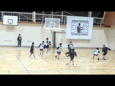 今日のパス Vol.57 -2018.4.12 埼玉北本高校の皆さまとミニゲーム-
