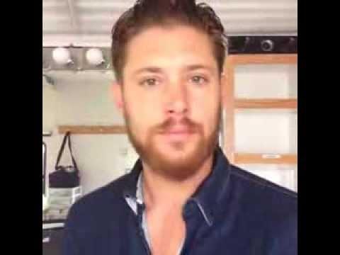 Jensen Ackles - From Dad to Dean in 6 seconds (Supernatural Season 9 sneak peek)