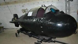 Мини подводная лодка(Данный чудо аппарат находится на базе подводных лодок Балаклава в Крыму. Подлодка привлекла внимание своей..., 2014-11-30T21:51:47.000Z)