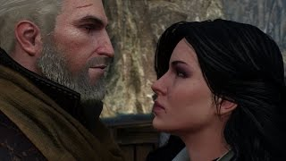 The Witcher 3 - New additional dialogues with and about Yennefer