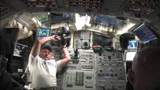 STS-134 Endevour - Fun Time for the STS-134 Crew
