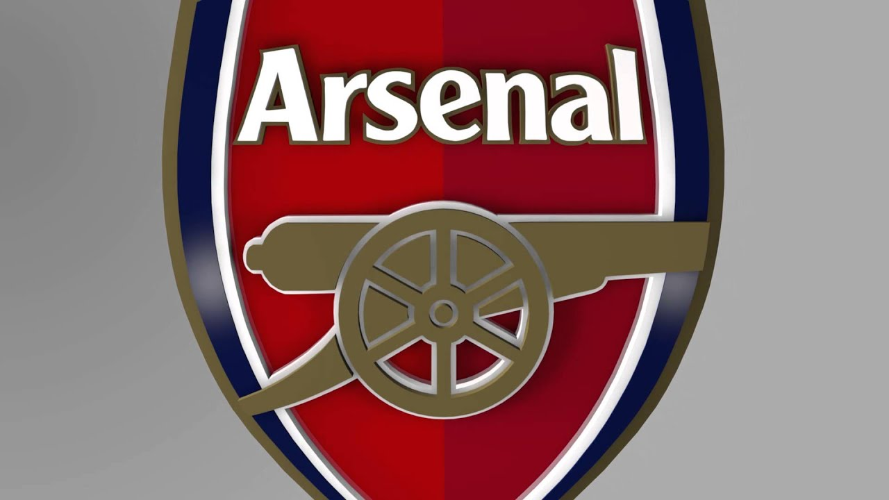 Arsenal Logo For Zenwatch: Arsenal FC 3D Logo Animation Extended