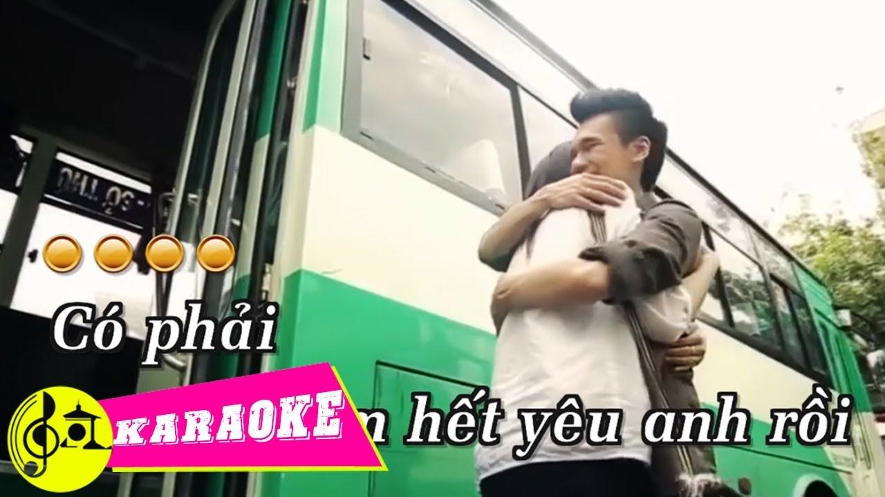 [KARAOKE] Anh Khác Hay Em Khác – Khắc Việt | Beat Chuẩn