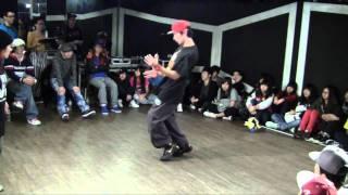 社會組8強 阿雅 vs 小黑 showbiz 4real 無限舞風尬舞大賽