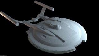 "Vlog 01: ""star Trek Horizon"" Announcement"