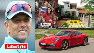 Rahul Dravid Lifestyle 2020, House, Cars, Family, Wife, Son, Income, Biography, Salary & Net Worth