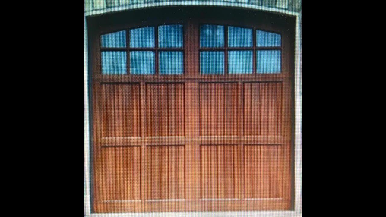 Hormann 8200 Aries Garage Door Review