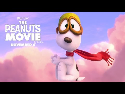 The peanuts movie 3d the red baron movie streaming oct 2016