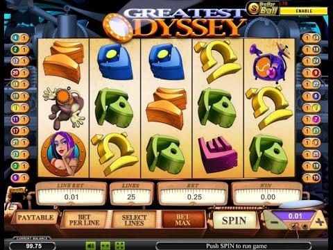 Секрет игрового автомата Greatest Odyssey (Великая Одиссея)