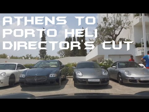 TheSuperCarClub.gr Athens to Porto Heli - Director's Cut