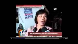 TV Patrol Central Visayas report on ACT