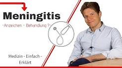 Was ist Meningitis? Anzeichen und Behandlung der Hirnhautentzündung