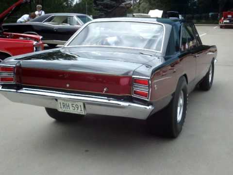 1968 HEMI Dart Super Stock – Real Car