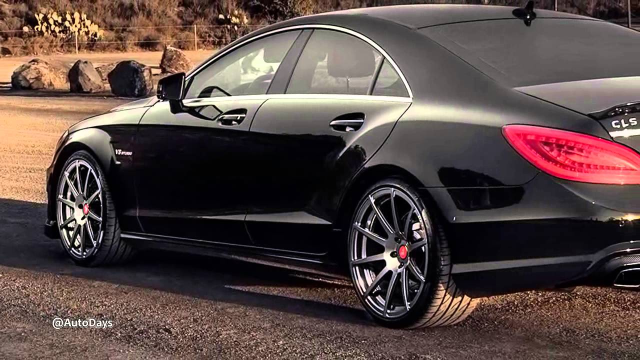 2014 vorsteiner mercedes benz cls63 amg sedan youtube
