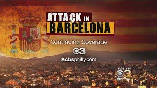 Attacker Drives Van Into Barcelona Crowd; 13 Dead, Dozens Hurt thumbnail