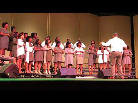 Brothers & Sisters In Christ Gospel Choir - It Is Well