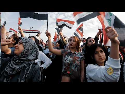 ???? الشعر والأغنية في احتجاجات #العراق.. شاهد اغنية بيلا تشاو بالنكهة العراقية  - 20:06-2019 / 11 / 18