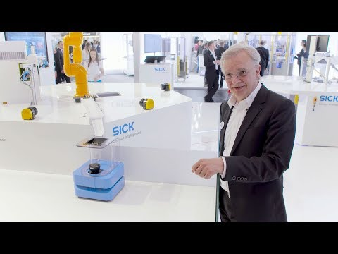 SICK auf der Hannover Messe 2018 | SICK AG