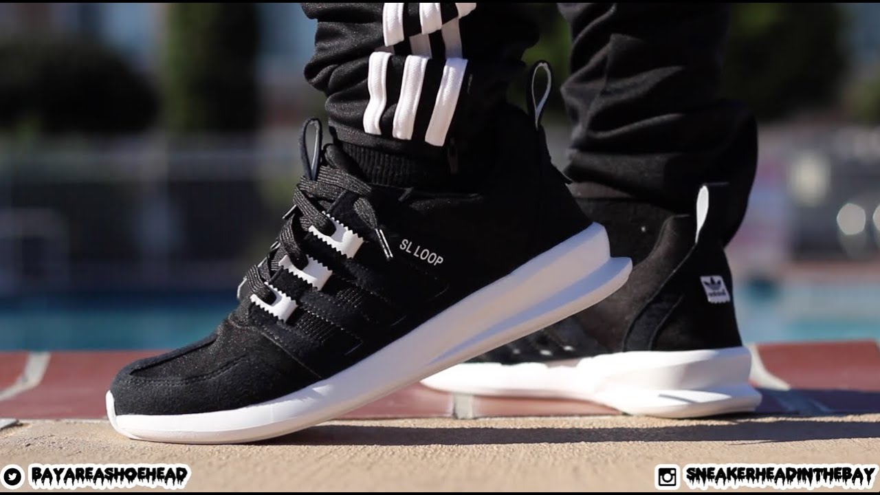 Adidas Sl Loop Black