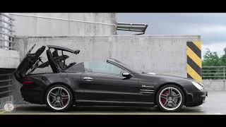 2003 Mercedes-Benz (R230) SL55 AMG | Fabryka Klasyków
