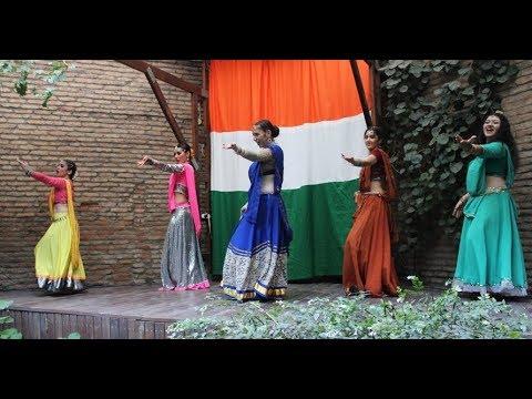 Gerua / Dilwale / Dance group Lakshmi