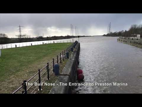 River Ribble; Water, Wind and Waves.