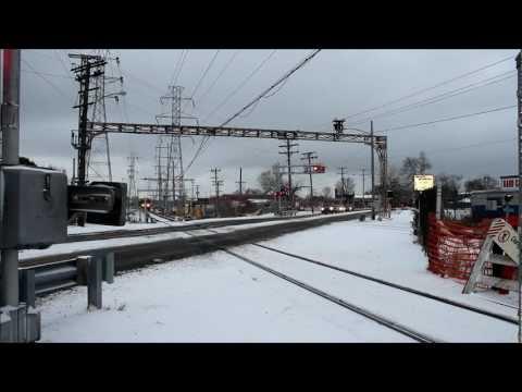 CTA's Skokie Swift / Yellow Line on Christmas Day 2012