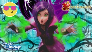 Descendants Wicked World Evil Music Video Official Disney Channel UK
