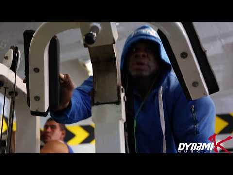 Lost Tapes - Kai Greene Training Legs in Mexico City Workout - NEVER BEFORE SEEN