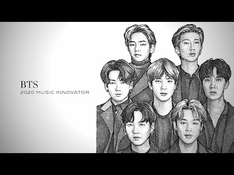 BTS Receives WSJ. Magazine's 2020 Music Innovator Award
