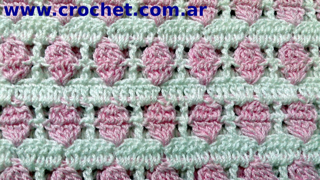 Curso crochet o ganchillo punto fantas a tutorial paso a paso youtube - Labores a ganchillo paso a paso ...