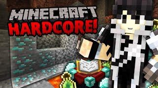 DIAMENTY I ENCHANTY! - MINECRAFT HARDCORE #2
