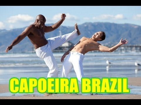 Capoeira: The Brazilian Martial Art - Dance, Fight and Music