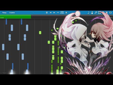 Deemo - ANiMA (Synthesia Piano tutorial+ Midi)