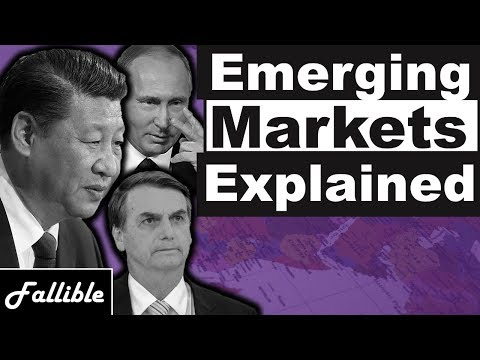 What Are Emerging Markets? | Stock Market Emerging Markets Explained