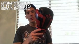 14 Ounce Elite Sports Boxing/ Muay Thai Gloves Review