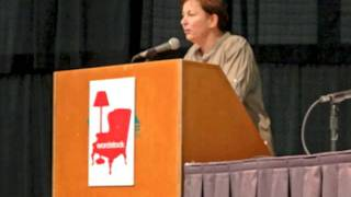 Anne Enright - Wordstock 2011