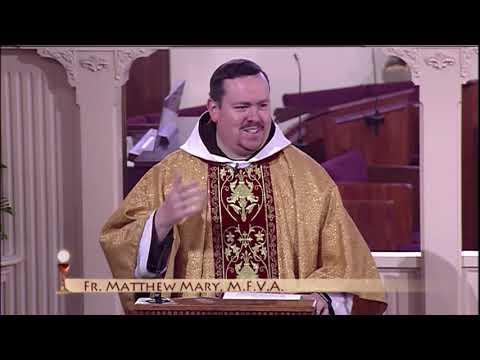 Daily Catholic Mass - 2019-02-02 - Fr. Matthew