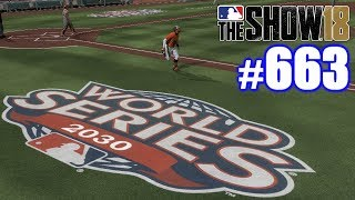 16TH STRAIGHT WORLD SERIES! | MLB The Show 18 | Road to the Show #663