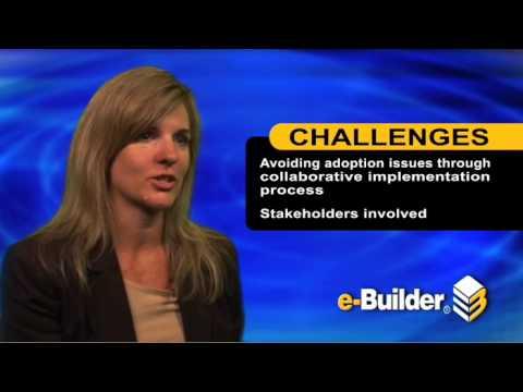 e-Builder and Portland Community College