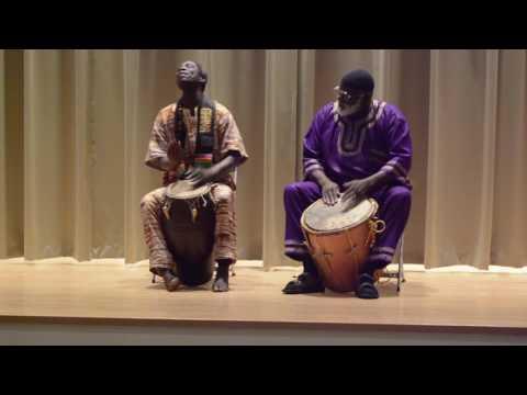 2016 Kwanzaa Celebration Drum Solo