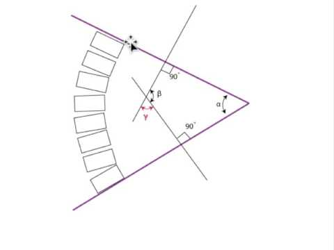 Measuring The Kyphotic Angle In Radiography