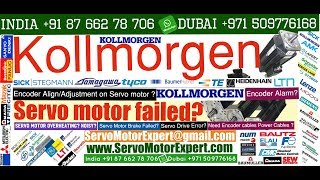 Kollmorgen Repair Heidenhain motor encoder Adjustment,Servo Motor drive fault codes Resolver pack