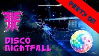 DISCO NIGHTFALL - BloOdbc feat. Lightningsoul - 150k Punkte Duo | Deutsch | 1080x60