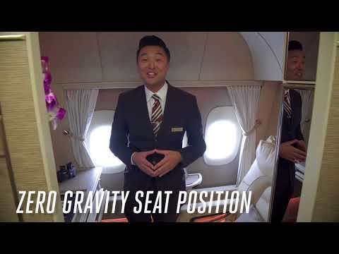 5 Game Changers in New Boeing 777 First Class | Emirates Airline
