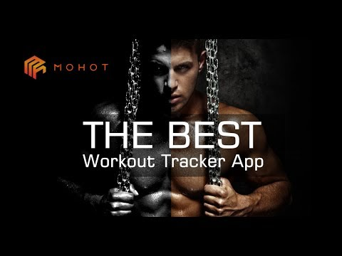 MoHot Workout Tracker Log App