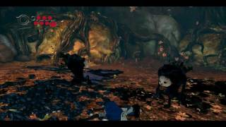 Alice Madness Returns on EVGA GTX 460 Max 1080p PhysX High
