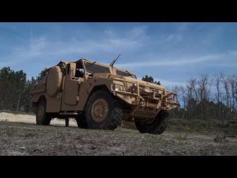 Sherpa Light Special Forces 4x4 combat vehicle Renault Trucks Defense France French Defense Industry